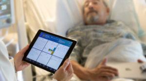 Ipad donati agli ospedali per i pazienti covid
